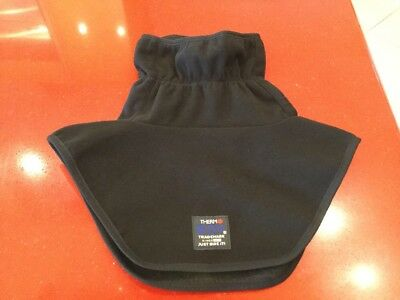 Polo Stormproof THERMOBOY NECK-WARMER BLACK Size Large