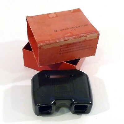 ZEISS IKON Stereo Viewer 5x5 + Box