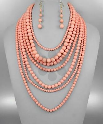 41 PCS Brand New Assorted Necklaces Fashion Jewelry Bulk Lot FREE SHIPPING