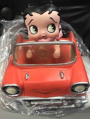 "2001 Betty Boop ""Chevy Betty""Bel Air Bobber NIB!"