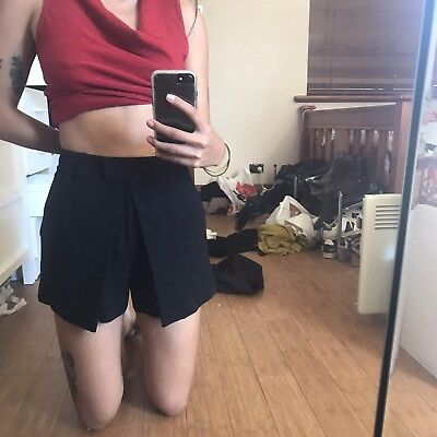 Alexander Wang Pleat Front Shorts