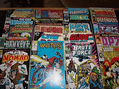 Marvel  lot of 20     most  VFN/ NM