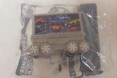 McDonald's Holiday Express Happy Meal Toy-TRANSFORMERS TRAIN CAR-New In Packet