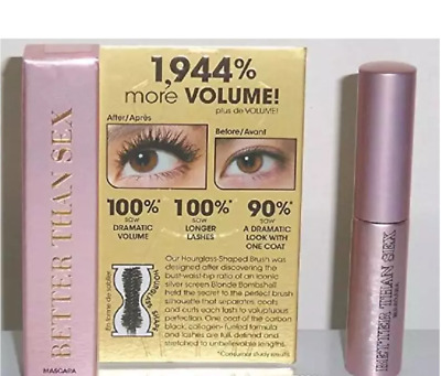 TOO Faced Better Than Sex Mascara 0.27 Fl Oz (8 Ml) by TOO FACED COSMETICS