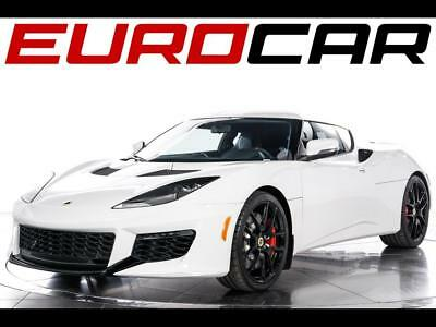 "2017 Lotus Evora 400 ""NEW FROM FACTORY"" 2017 Lotus Evora 400 - NEW FROM FACTORY, Black Forged Wheels, Metallic Paint"