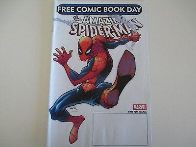 THE AMAZING SPIDER-MAN FCBD 2011 Marvel Comics