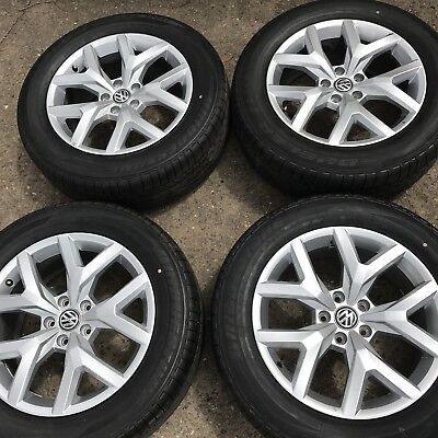 2017 VW Amarok 19 Inch Wheels And Tyres Brand New