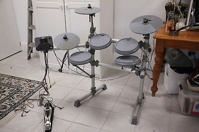 KAT Percussion KT1 Digital Drum Kit NO PEDAL + NO KICK PAD TOWER