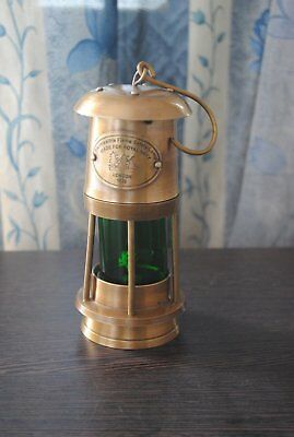 "7"" Nautical Brass Lantern-Yacht Lamps-Nautical Lantern Oil Lamps Chairstmas Gift"