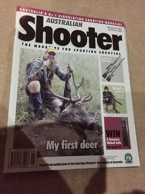 Australian Shooter Magazine November 2010 Includes The Junior Shooter & The NSW