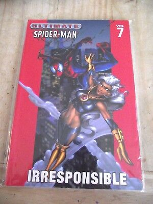 Ultimate Spider-Man Vol. 7 Irresponsible TPB Collects issues 40-45 VF