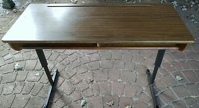 School Desk - Remember the days of the old schoolyard?