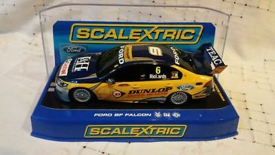 scalextric ford v8 slot car