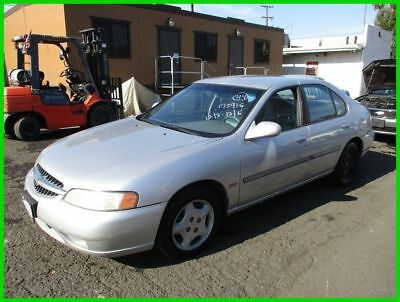 2001 Nissan Altima Picture Image Photo Fast Free Delivery Option
