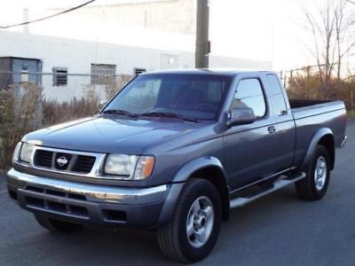 2000 Nissan Frontier SE Picture Image Photo Fast Free Delivery Option