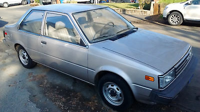 1985 Nissan Sentra 2 door Picture Image Photo Fast Free Delivery Option