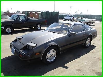 1984 Nissan 300ZX Base Picture Image Photo Fast Free Delivery Option