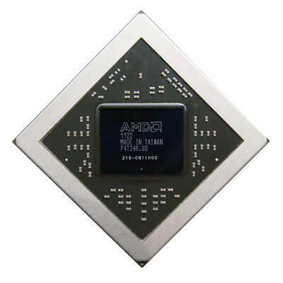NEW AMD 216-0811000 BGA chipset With Solder Balls 2012+ Original