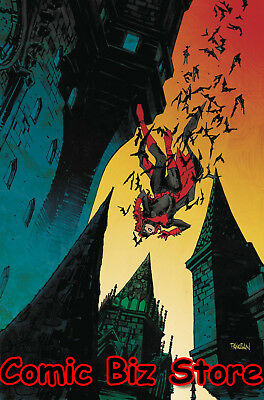 Batwoman #10 (2017) 1St Printing Bagged & Boarded Dc Universe Rebirth