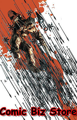 Old Man Logan #32 (2017) 1St Printing Bagged & Boarded Marvel Legacy Tie-In