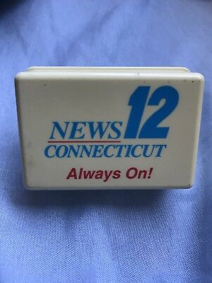 News 12 Connecticut night light Cablevision