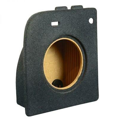 "Skoda Octavia 3 Estate Custom Fit MDF 10"" Sub Box Subwoofer Enclosure Bass"