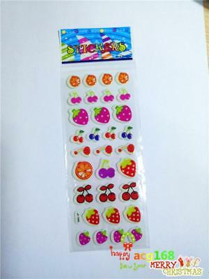 Alive Xmas Stickers 1pc Puffy Cartoon Stickers Festival Lot Craft Kid Party Gift