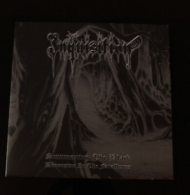 Inquisition profane creation black metal mgla mayhem behemoth rare  LP