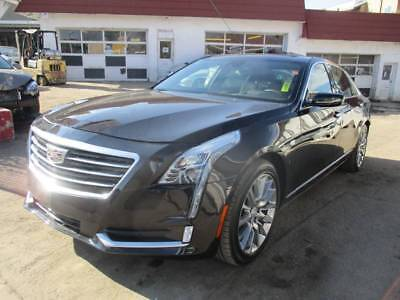 2017 Cadillac Other  2017 Cadillac CT6 AWD CLEAN TITLE CLEAN TITLE Not Salvage Rebuilder Repairable
