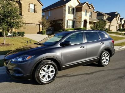 2015 Mazda CX-9 Sport 26K Miles and still like new. All original and everything works perfectly