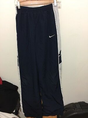 Mens Navy Blue Nike Active Fitness Pants Size XL