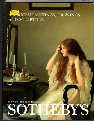 Sotheby's Ny 11/30/00 American Paintings, Drawings & Sculpture