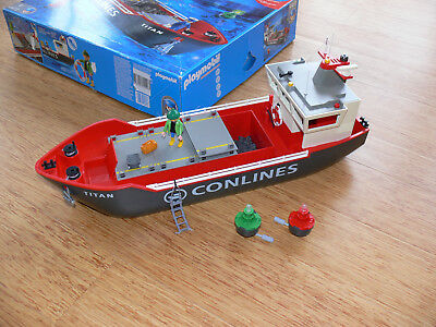 Playmobil 4472 Containerschiff