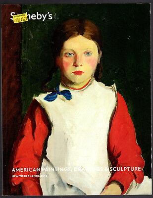 Sotheby's Ny 04/11/13 American Paintings, Drawings & Sculpture