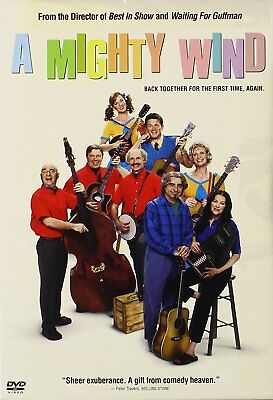 A Mighty Wind: (Dvd) Brand New