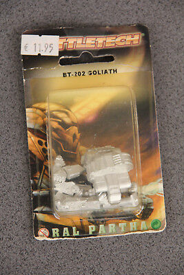 Battletech - BT-202 Goliath Mech - OVP im Blister (Tabletop)