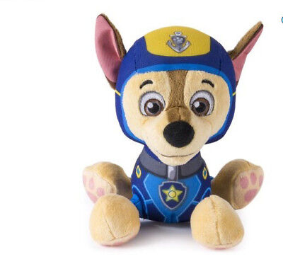 "Paw Patrol Sea Patrol 8"" Plush Chase baby toys &Hobbies,gift for baby"