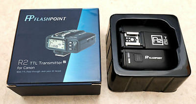 Flashpoint R2 E-TTL Transmitter for Canon