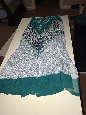 Just Jeans Skirt Women's Greens size 10