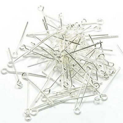 Lot 250-In-1 Round Head Nails 25 Mm Silver A8P8