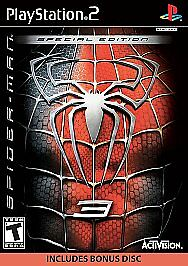 Spider-Man 3: Special Edition PS2 (Sony PlayStation 2, 2007) BRAND NEW SEALED!