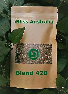 Blend 420 Natural Herbal Smoking Alternative Weed Cigarettes Roll your own ciggs