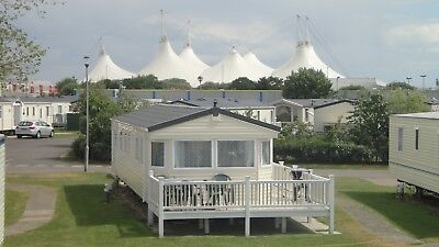 Butlins Skegness Holiday Caravan 4 Bedroom 2nd to 5th March 3 Nights