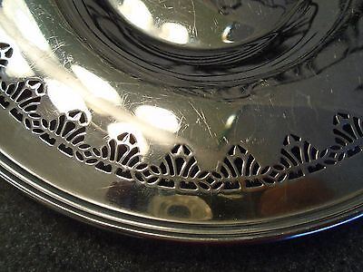 Royal Rochester   Pierced Plate/tray   Free Shipping