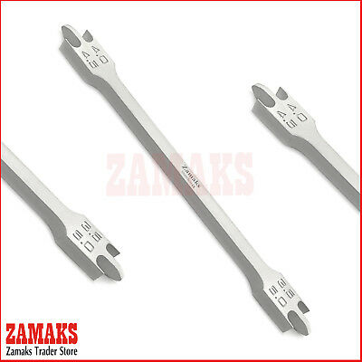 Dental Bracket Positioning Height Guage Wick Type Positioning Dentist Ortho Labs