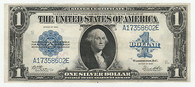 Circulated 1923 Silver Certificate--Ungraded $1 large size note #277, Fr. 238