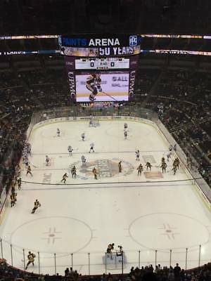 2 Pittsburgh Penguins vs Dallas Stars 3-11 PPG Paints Arena tickets