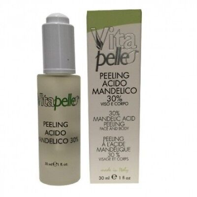 30% Mandelic Acid Peeling / Acido Mandelico 30Ml + Free Samples