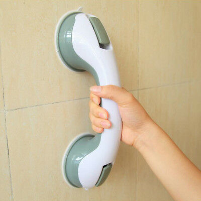 Bathroom Suction Cup Handle Grab Bar for elderly Safety Bath Shower Tub Bathroom