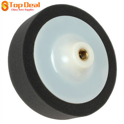 Arrival 14mm Screw Diameter Polyester Soft Puffing Pad Wheel For Car Motorcycle
